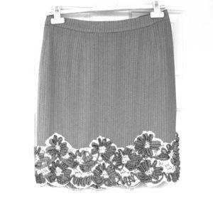 Custom made skirt in size 6